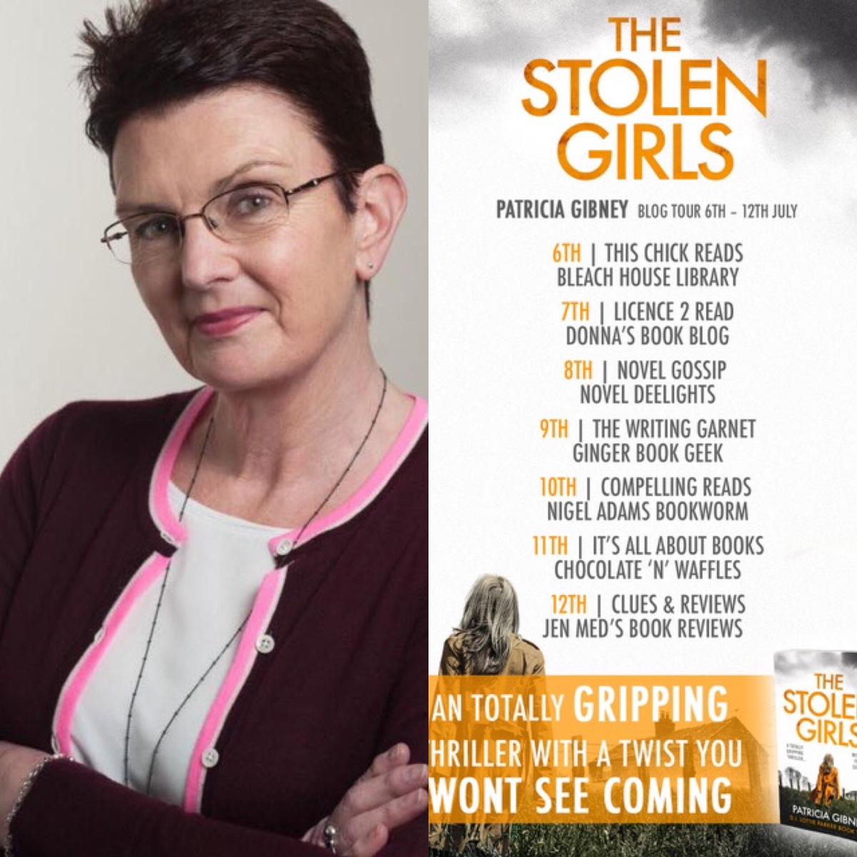 The Stolen Girls Blog Tour