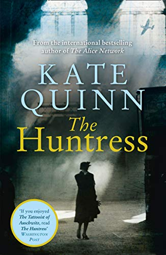 The  Huntress. Kate Quinn