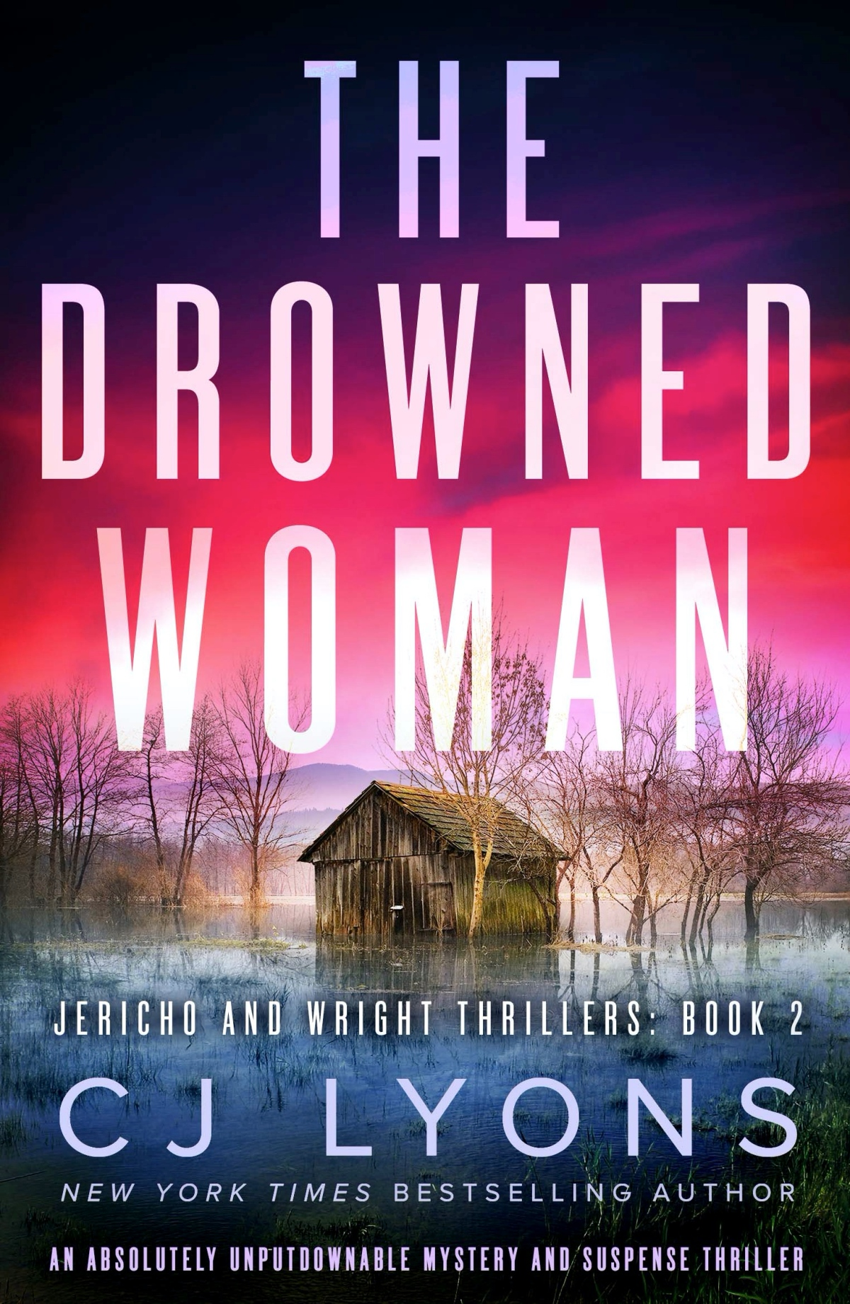 The Drowned Woman. C.J Lyons