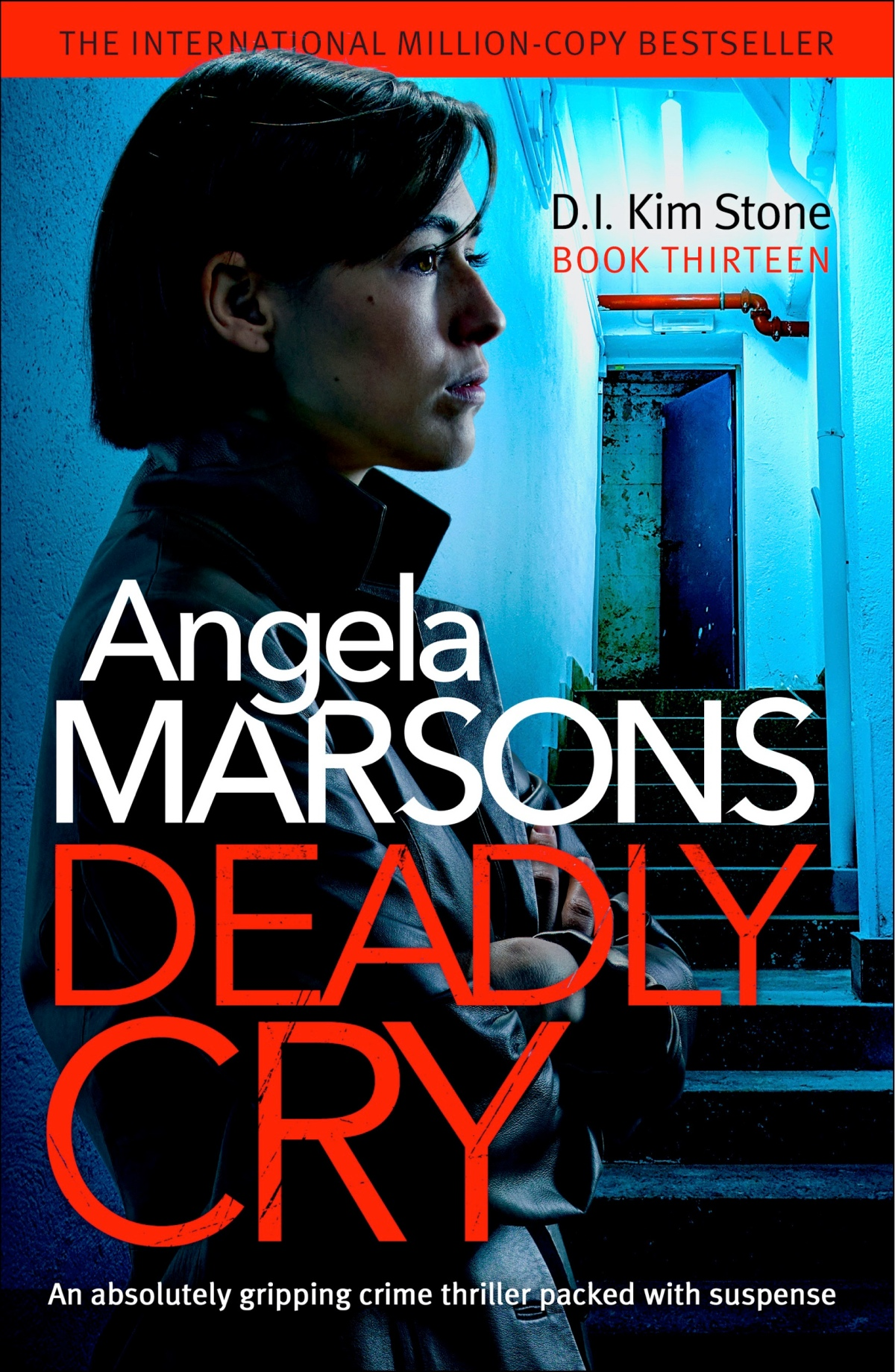 Deadly Cry AngelaMarsons
